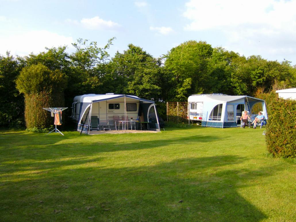 Camping OldenDiever Standplaatsen